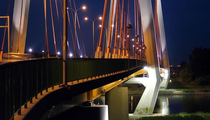 Sierhierkowski most u Varšavi