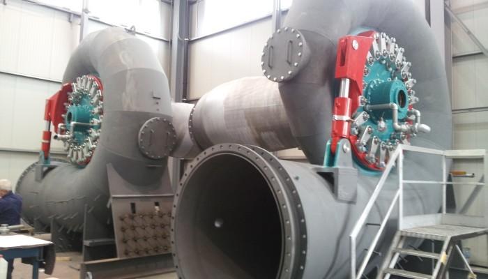 GUGLER Water Turbines