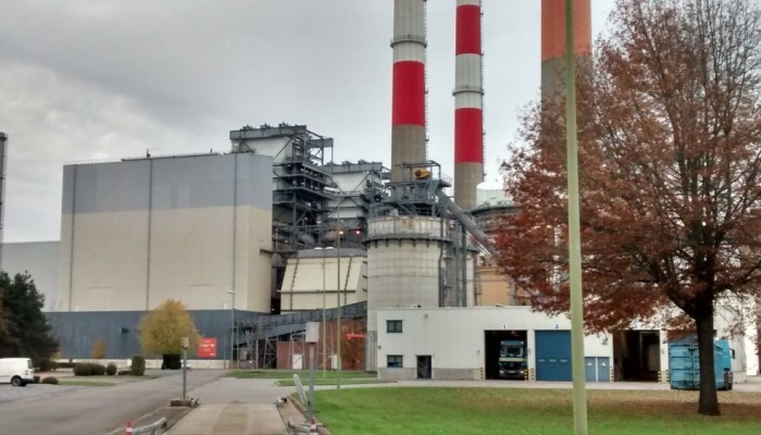 E.ON Power Station Plant